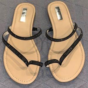 New! Fancy sparkle sandals!